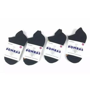 COPY - NEW Lot Of 4 Pairs Of BOMBAS Womens Ankle …